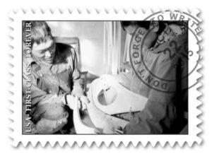 """""""Hooper Bay School Shop"""" George Allen Dale. ASL-P306-0229. Graphics: Big Huge Labs Framer"""