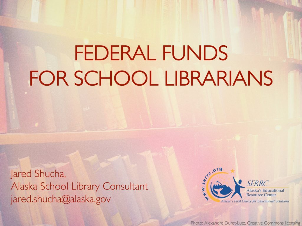 Fed Programs Librarians