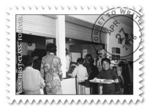 "Steve McCutcheon Collection, ""Point Hope school & school children"" May 19th, 1973. AMRC-B1990-014-5-AKNative-21-6-19B"