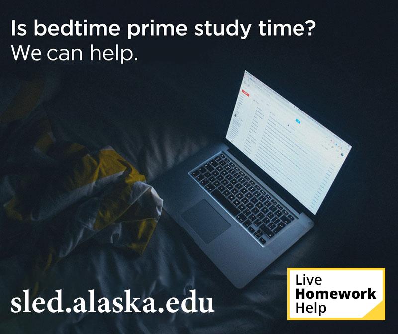 Homework help alaska